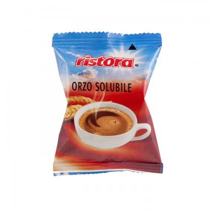 25 Capsule Orzo Solubile Compatibili Lavazza Espresso Point